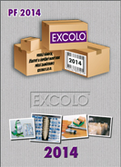 Kalendář Excolo 2012